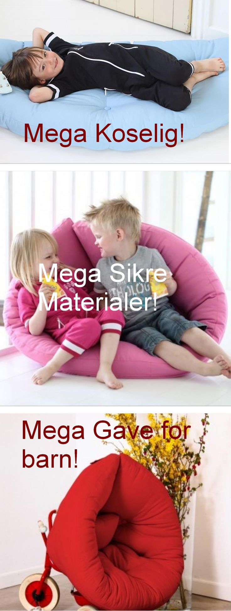 Kjøp Authentic Eco Futon for barn på Stylehouse.no! #bed for kids #[bed #beds #eco friendly mattress #eco-friendly mattress #barneseng
