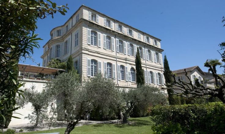 Marquis de Sade's Chateau de Mazan now a Bed 'n Breakfast in Provence, France