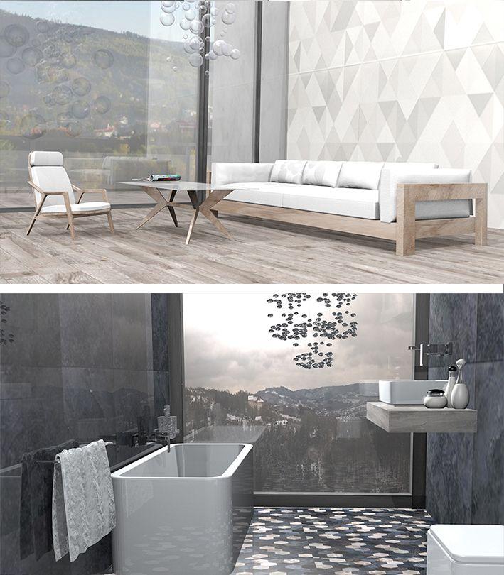 Projektowanie wnętrz pod klucz, apartament Bukowa Góra / Turnkey Interior design, apartament Bukawa Góra