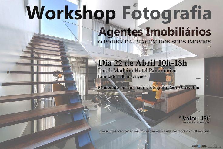 Workshop Fotografia para Agentes Imobiliarios