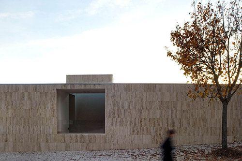 Andrea Dragoni, Francesco Pes — Ampliamento del cimitero di Gubbio