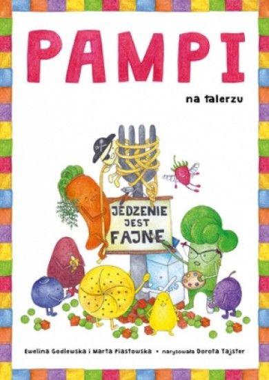 Książka dla wszystkich niejadków. Oto Pampi, który zabierze was w podróż do krainy jedzenia. Na talerzu może się dziać mnóstwo fantastycznych rzeczy! Poznaj ciekawskie brokuły, pracowite marchewki i radosne owoce. Odwiedź miasto pieczywa, zanurz nogi w mlecznym stawie i dołącz do rosołowych piratów.