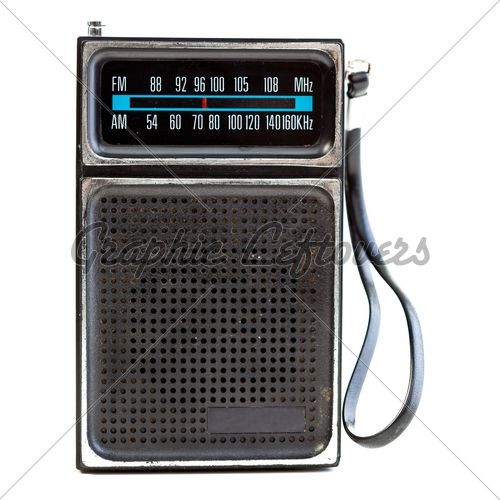 The Transistor Radio! What a neat invention! Portable music for the 60s!Google Image Result for http://cloud.graphicleftovers.com/30632/791783/vintage-black-portable-transistor-radio-isolated-on-white-backgr.jpg