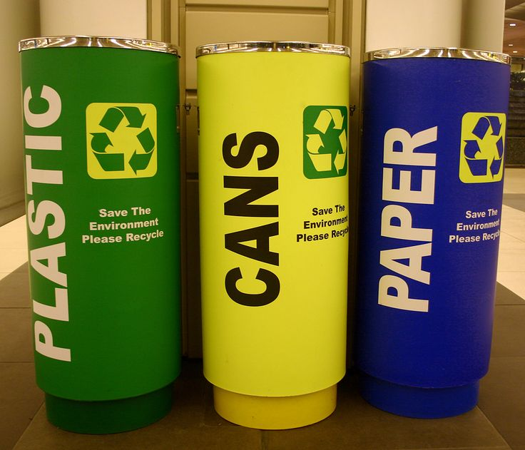 Proper Waste Management - Recycle
