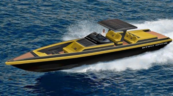Go fast boat