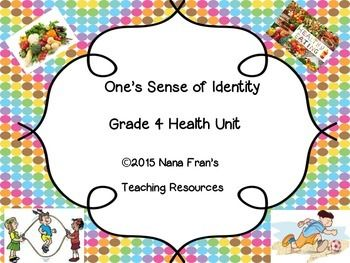 This Grade 4 Health teaching resource offers an in-depth coverage of all the indicators for the outcome USC4.5: Examine how identity (self-concept, self-esteem., self-determination) is influenced by relationships that are formed with others.
