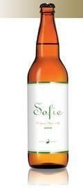 Goose Island Sofie - Saison just makes me happy