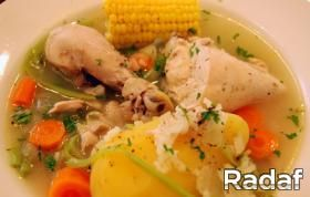 Receta de Cazuela de Ave, Receta de Cazuelas de pollo   Comida chilena