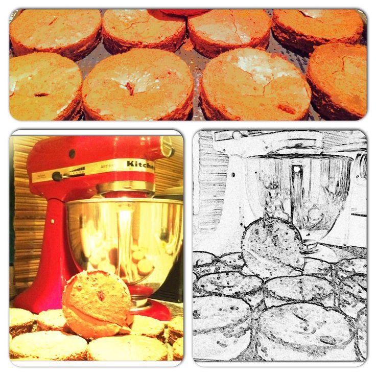 Brownie rapidos! I love my kitchen aid!