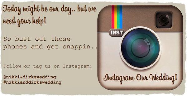 Instagram your Wedding! Totally doing this.: Chocolates Trifles, Denim Fashion, Weddings, Cute Ideas, Instagram Wedding, Cool Ideas, Instagram Ideas, Fun Time, Future Wedding