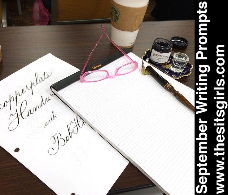 Writing Prompts for September | 31 Days of Writing Prompts: Blog Content, Blog Brilliance, Blog Mompreneur, Blog Mania, Blog Mamie, Blog Health Coach, Blog Ideas, Blog Challenges, Blog It 52