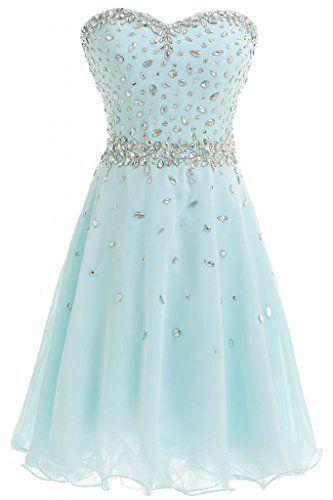 Charming Homecoming Dress,Beading Homecoming Dress,Chiffon Homecoming Dress, Cute Short Prom Dress