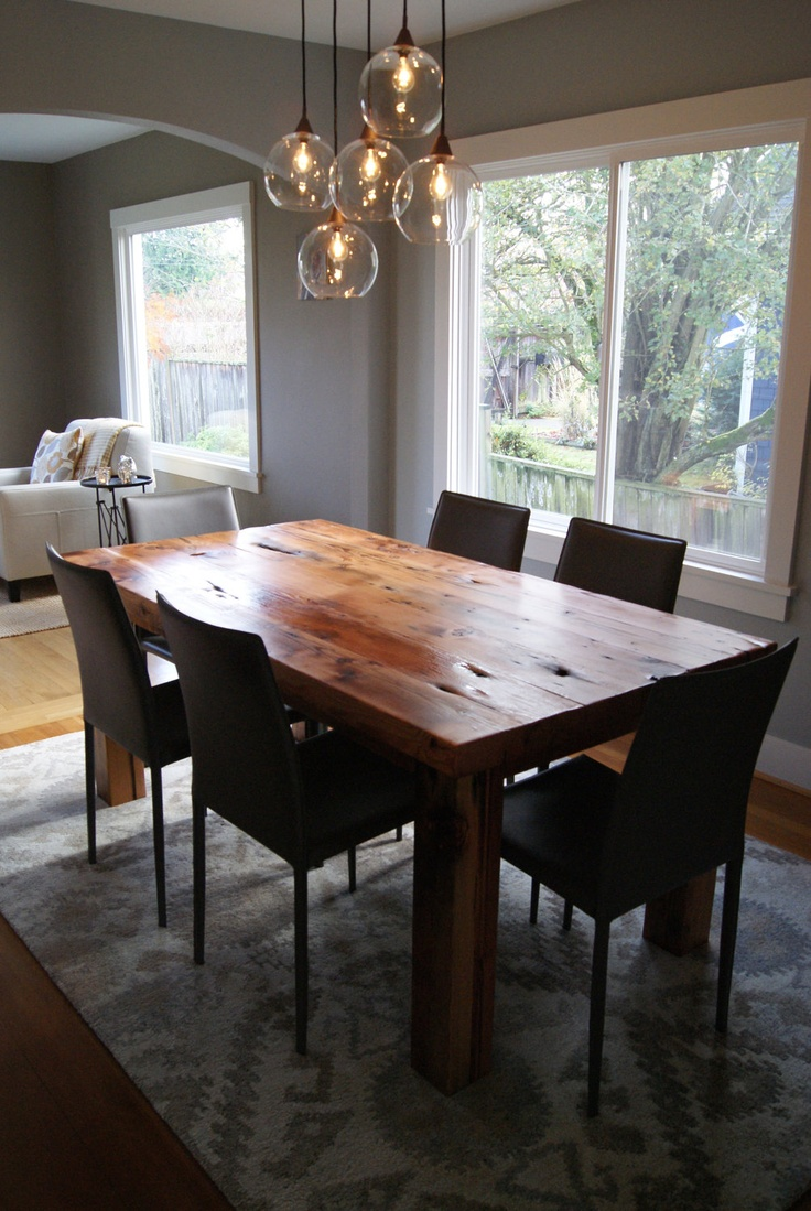 19 best home dining table images on pinterest dining for Dining room tables 36 x 72