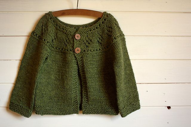 mini chic knitting pattern