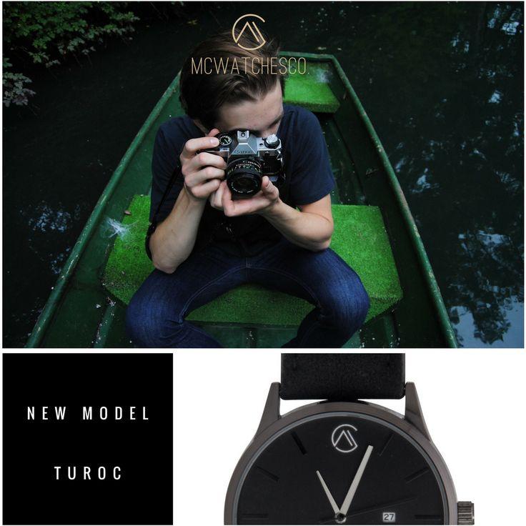 MCWATCHESCO. | Reloj Hombre | Modelo Turoc   www.mcwatchesco.com  #MCWATCHESCO