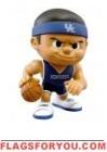 "Kentucky Wildcats Lil' Teammates Series 3 Playmaker 2 3/4"" tall"