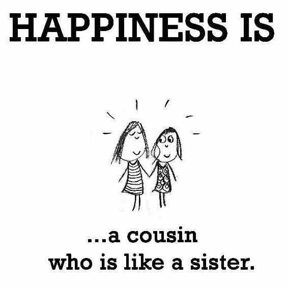 Cousin/Sister at Heart
