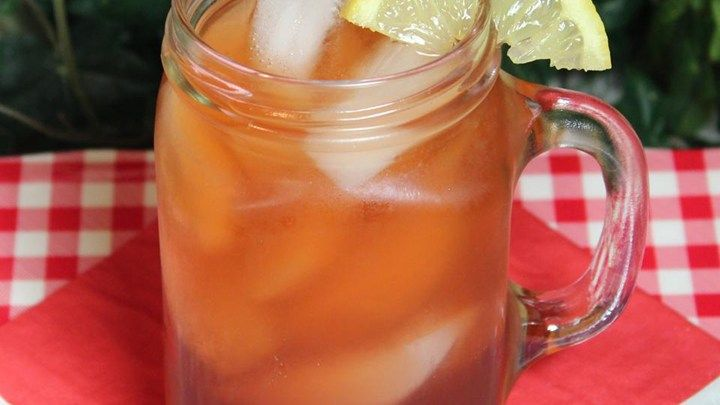 Named after the famous golfer, this refreshing beverage has found its way beyond the golf course.