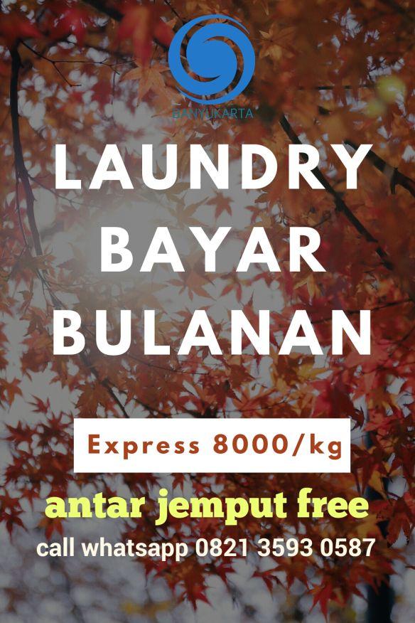 Laundry Kost Bulanan Jogja Dekat Kampus Universitas Ykpn