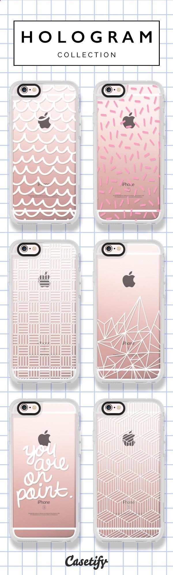 Top 6 minimalist iPhone 6s protective phone cases   Click through to see more iPhone phone case ideas >>> www.casetify.com/... #minimalist   Casetify