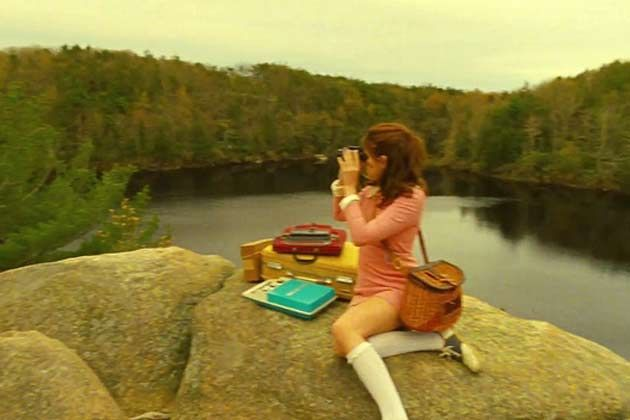 Love the colours in this film, Moonrise Kingdom by Wes Anderson    Following Diana: TASTE, CLASS, BEAUTY, EXTRAORDINARY MOONRISE KINGDOM