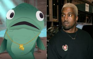 Kanye West is a gay fish in trailer for new South Park video game