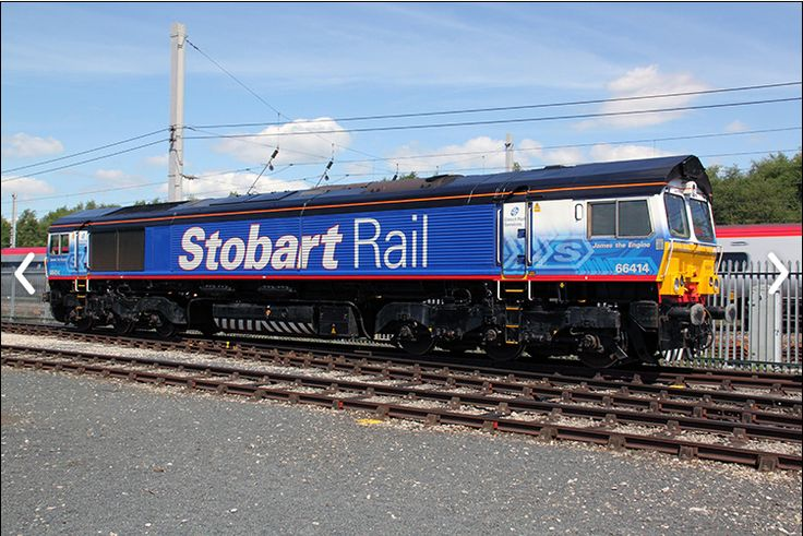 Class 66   Stobart Rail