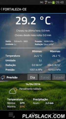 FUNCEME Tempo  Android App - playslack.com , All essential information on Ceará weather that you might need is now just a click away. Presented clearly, elegantly and sourced from FUNCEME, a reserch institute for Meteorology and Water Resources for the Ceara State Government. Also, weather forecast is done for main cities of the Northeast Region of Brazil. Although this version is fully operational already, our team is working hard on improvements. This app and its updates are completely…