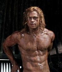 Brad Pitt - Troy -