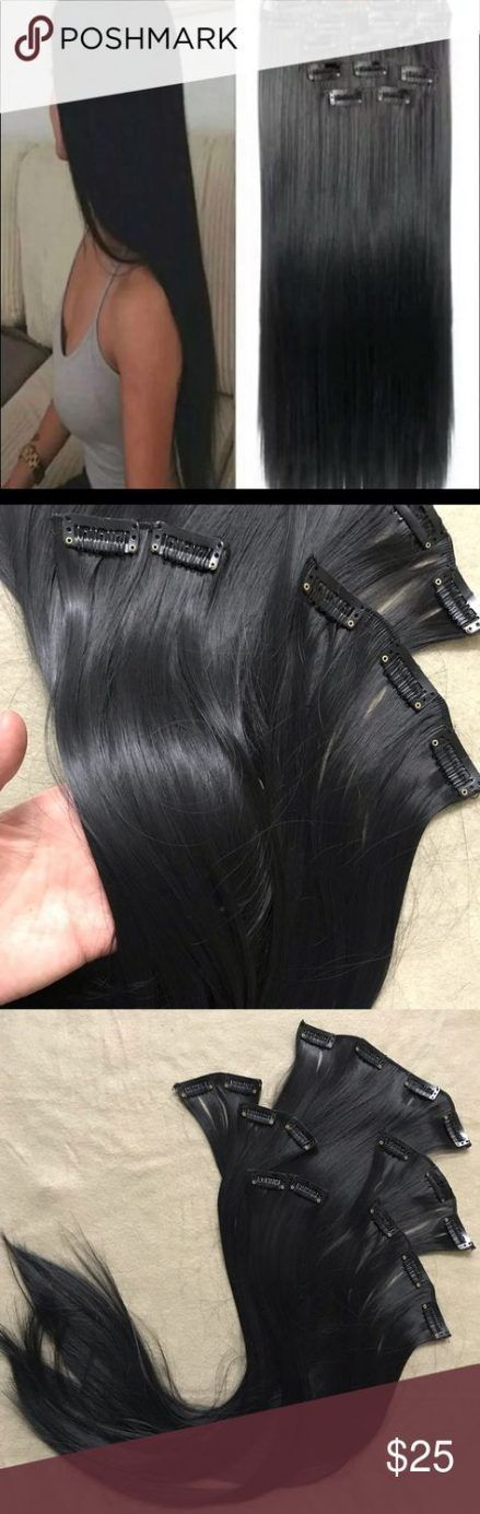 Hair extensions clip in brands one piece 39+ ideas - #brands #Clip #Extensions #hair #Ideas
