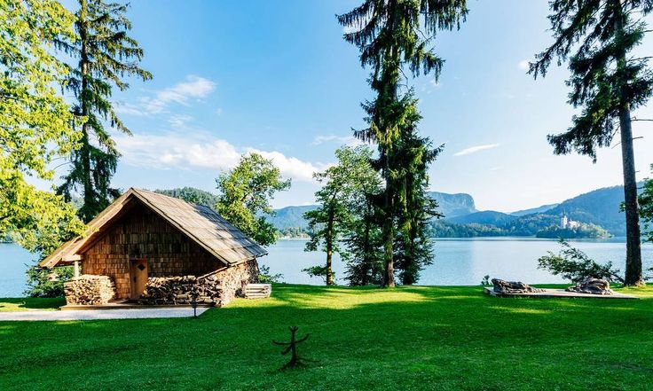 10 Of The Best Waterside Holiday Cabins In Europe Lake Bled Waterfront Cabins Dreamy Landscapes