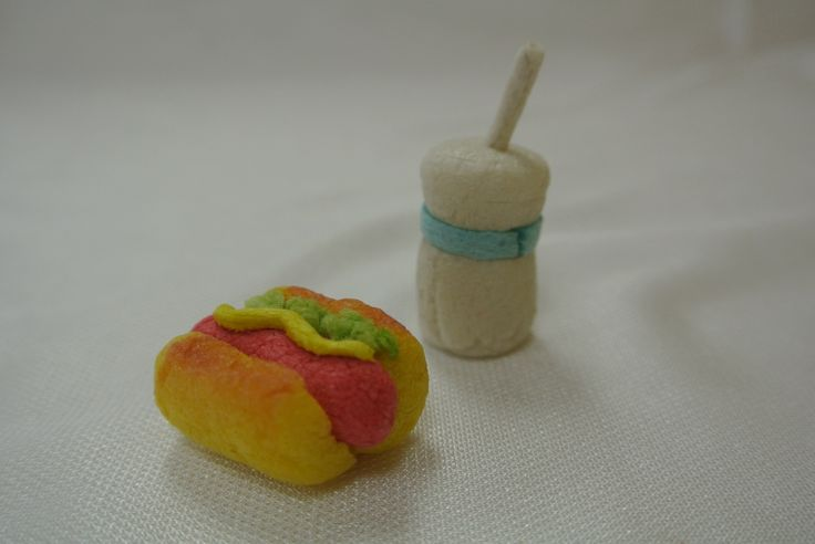Make super cute tiny play treats with Magic Nuudles!  Order a box from http://www.magicnuudles.com