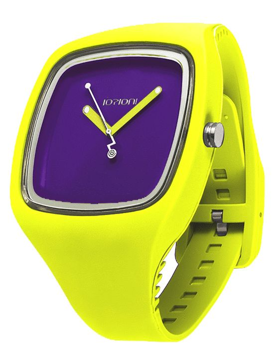 IOION BIG in Neon Yellow http://www.italcompany-ioion.nl/ioion-big-fashion-horloge-fluo-yellow-giallo-ionwat308.html