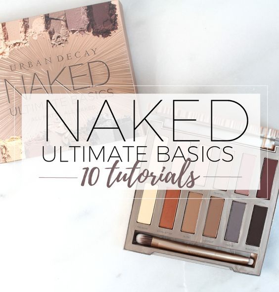 When I heard that Urban Decay was launching the new NAKED Ultimate Basics Palette I was more than excited. I use the NAKED Basics Palette and NAKED 2 Basics Palette regularly and this one looked to be another favorite. With 12 all-new neutral shades in Urban Decay's legendary matte formula, this palette does not disappoint and I am already obsessed with it.