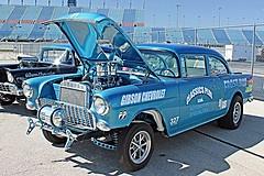 55 Chevrolet Gasser