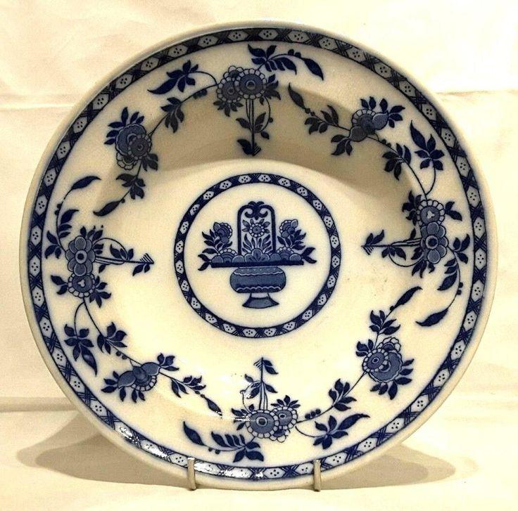"#Minton~#Antique~Georgian~#DELFT~#England~#English~#Blue & #White~Soup~Bowl~9""D~c.1870+~#Ceramics #Seraphimslair #Etsy #EtsyFinds #Friends #Family #Spring #HomeDecor #HomeDecorIdeas #Style #InteriorDesign #Design #USA #UK #London #Turkey #Istanbul #Miami #NYC #Australia #Love #MothersDay #GiftsForHer #NewEngland #LakeDistrict #Country #CountryLiving #History #Seattle #Nashville #Madrid #Paris #Lisbon #Thailand #Bangkok #NYC #NewYork #Florida #PotteryBarn #Italy #Art #Creative #NewMexico…"