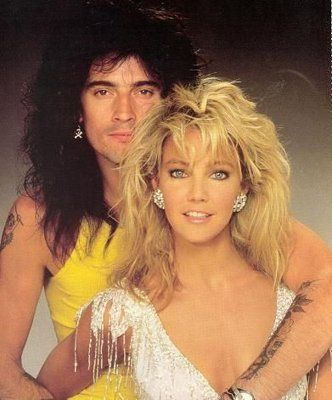 A Photo Of Heather Locklear Tommy Lee