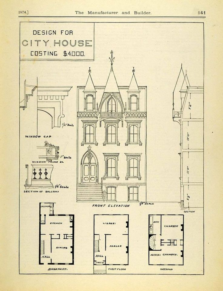 28+ [ Old Victorian Floor Plans ] | Historic Victorian House Floor ...