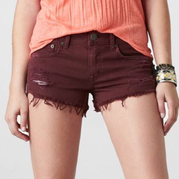 The 25  best Maroon Shorts ideas on Pinterest   Girls school ...