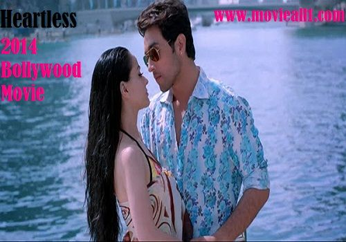 Heartless is an Indian upcoming Bollywood moive. This movie directed through Shekhar Suman