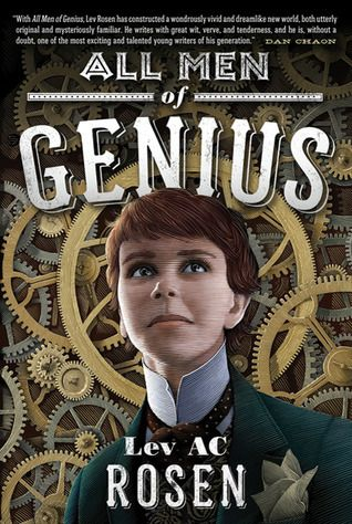 All Men of Genius - A bit predicable. While I enjoyed the getting to know the characters, I didn't feel the same about the ending. A little too rushed, a little too pat. I know it was inspired by Oscar Wilde's play, but still it was a bit of a disappointment.