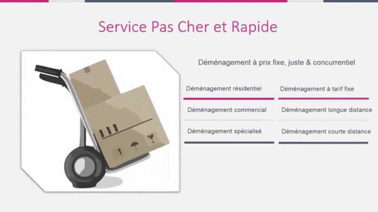 Déménageurs Montréal - déménagement pas cher Montréal