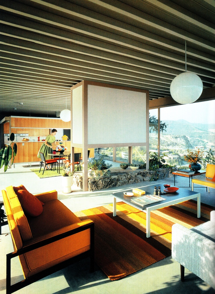 Stahl And Substance: Stahl House By Pierre Koenig