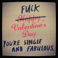 Funny Single Valentines Day Quotes Images