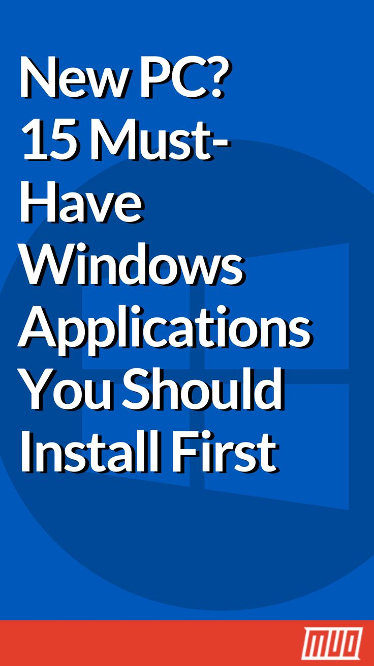 New PC? 15 Windows applications that you absolutely must install — Software …   – Windows Tips & Tricks