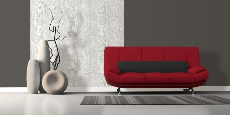 This wood grain wallpaper is from the 'Just like it' range by Aspiring Walls. Available through Guthrie Bowron stores.