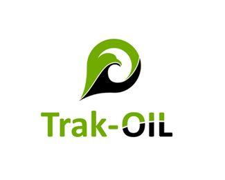 Trak Oil logo www.ludio.pl