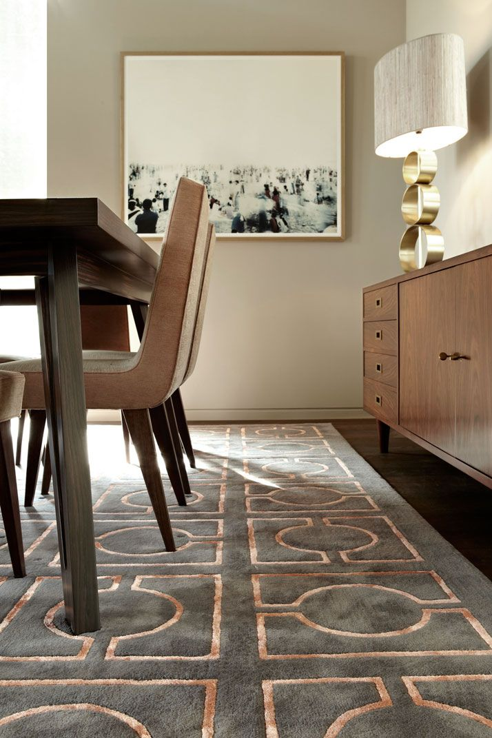 Two Is Company, photo by Pavlos Tsokounoglou. Gorgeous rug!