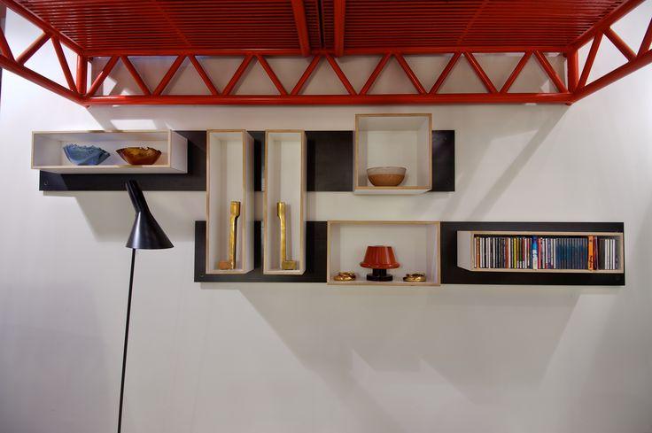 #minimal #storage #gold #decoration