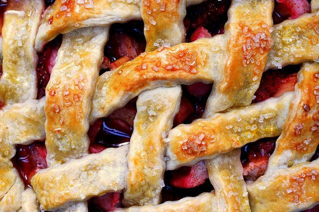 ... on Pinterest | Perfect pie crust, Easy strawberry pie and Pie crusts